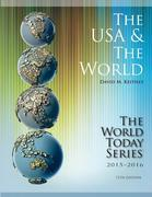 The USA and The World 2015-2016