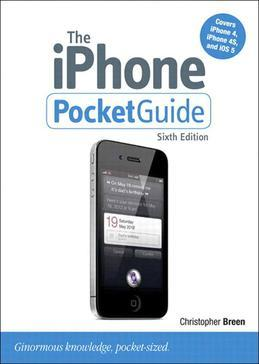iPhone Pocket Guide, The, 6/e