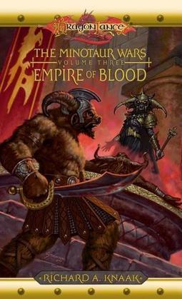 Empire of Blood: The Minotaur Wars, Book 3