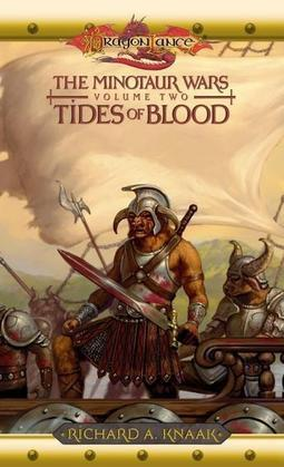 Tides of Blood: The Minotaur Wars, Book 2