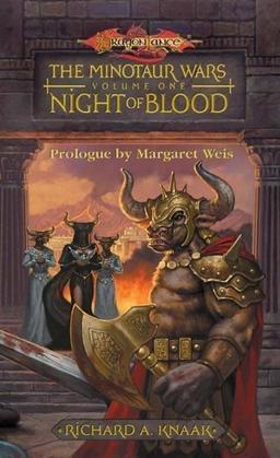 Night of Blood: The Minotaur Wars, Book 1