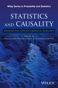 Statistics and Causality
