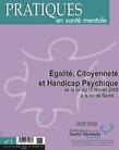 PSM 1 -2016 Egalité, citoyenneté et handicap psychique