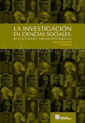 La Investigación en Ciencias Sociales