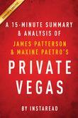 Summary of Private Vegas: by James Patterson & Maxine Paetro | Includes Analysis