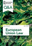 Q&A European Union Law 2011-2012