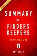 Summary of Finders Keepers: by Stephen King | Includes Analysis