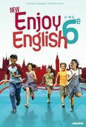 New Enjoy English 6e - ebook: Méthode d'Anglais Collège