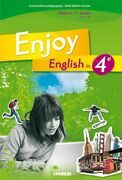Enjoy English in 4e: Méthode d'Anglais Collège