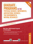 Peterson's Graduate Programs in the Physical Sciences, Mathematics, Agricultural Sciences, the Environment &amp; Natural Resources 2012