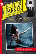 Butler Parker 57 - Kriminalroman