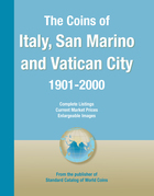 Coins of the World: Italy, San Marino, Vatican