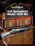 Gun Digest U.S. Springfield 1922 M2 Assembly/Disassembly Instructions