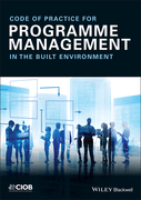 Code of Practice for Programme Management