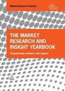 The Market Research and Insight Yearbook: Transforming Evidence into Impact