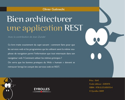 Bien architecturer une application REST