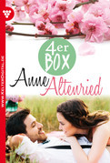 Anne Altenried 4er Box - Liebesromane