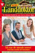 Der neue Landdoktor 20 - Arztroman