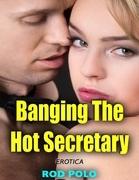 Erotica: Banging the Hot Secretary