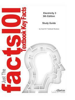 e-Study Guide for: Electricity 3 by Jeffrey J. Keljik, ISBN 9781435400290