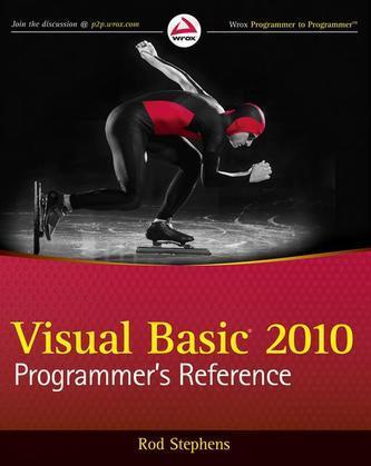 Visual Basic 2010 Programmer's Reference