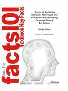 e-Study Guide for: Basics of Qualitative Research: Techniques and Procedures for Developing Grounded Theory by Juliet Corbin, ISBN 9781412906449