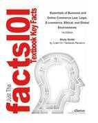 e-Study Guide for: Essentials of Business Law by Henry R. Cheeseman, ISBN 9780131440470