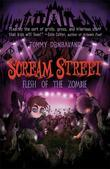 Scream Street: Flesh of the Zombie (Book #4)