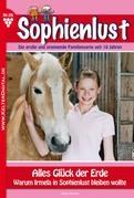 Sophienlust 95 - Liebesroman