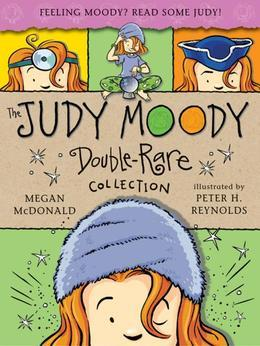 The Judy Moody Double-Rare Collection: Books 4-6