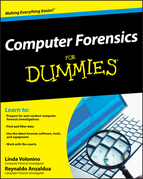 Computer Forensics For Dummies