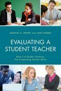 Evaluating a Student Teacher