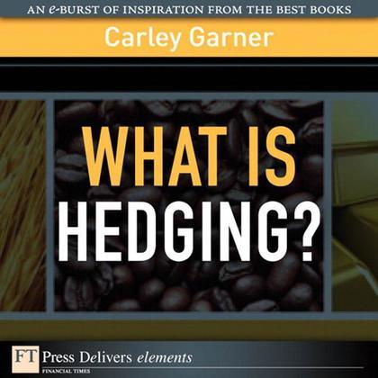 What Is Hedging?