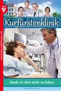 Kurfürstenklinik 5 - Arztroman