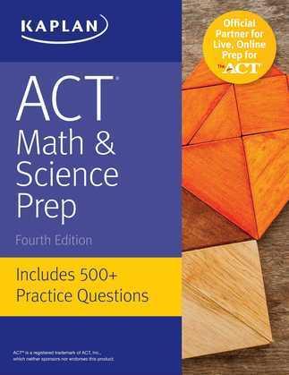 ACT Math & Science Prep