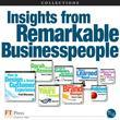 Insights from Remarkable Businesspeople (Collection)