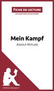 Mein Kampf d'Adolf Hitler (Fiche de lecture)