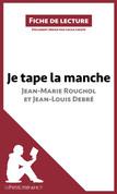 Je tape la manche. Une vie dans la rue de Jean-Marie Roughol et Jean-Louis Debré (Fiche de lecture)