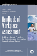 Handbook of Workplace Assessment