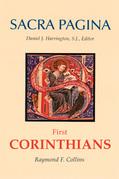 Sacra Pagina: First Corinthians