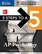 5 Steps to a 5 AP Psychology 2017 Cross-Platform Prep Course