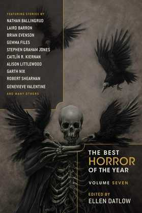 Best Horror of the Year Volume 7