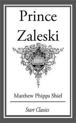 Prince Zaleski