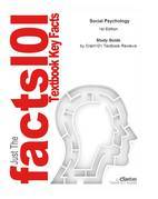 e-Study Guide for: Social Psychology by Catherine A. Sanderson, ISBN 9780471250265