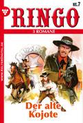 Ringo 3 Romane Nr. 7 - Western