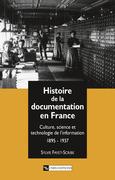 Histoire de la documentation en France