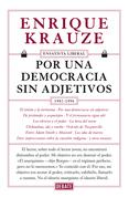 Por una democracia sin adjetivos