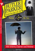 Butler Parker 64 - Kriminalroman