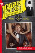 Butler Parker 65 - Kriminalroman