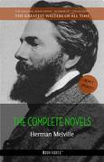 Herman Melville: The Complete Novels [newly updated] (Book House Publishing)